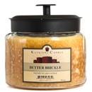 Keystone Candle M64-ButBrick 70 oz Montana Jar Candles Butter Brickle