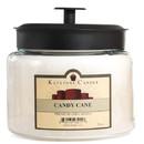 Keystone Candle M64-CanCane 70 oz Montana Jar Candles Candy Cane