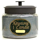 Keystone Candle M64-CCotton 70 oz Montana Jar Candles Clean Cotton