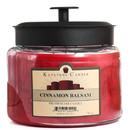 Keystone Candle M64-CinnBals 70 oz Montana Jar Candles Cinnamon Balsam