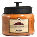 Keystone Candle M64-CofCake 70 oz Montana Jar Candles Coffee Cake