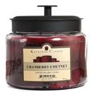 Keystone Candle M64-CranChut 70 oz Montana Jar Candles Cranberry Chutney