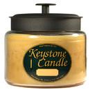 Keystone Candle M64-CranKett 70 oz Montana Jar Candles Cranberry Kettle Corn