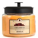 Keystone Candle M64-Creams 70 oz Montana Jar Candles Creamsicle