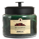 Keystone Candle M64-Eucal 70 oz Montana Jar Candles Eucalyptus