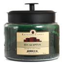 Keystone Candle M64-Eucal 70 oz Montana Jar Candles Eucalyptus