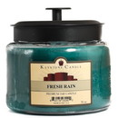 Keystone Candle M64-FrRain 70 oz Montana Jar Candles Fresh Rain
