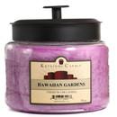 Keystone Candle M64-HawGard 70 oz Montana Jar Candles Hawaiian Gardens