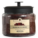 Keystone Candle M64-HazCoffee 70 oz Montana Jar Candles Hazelnut Coffee