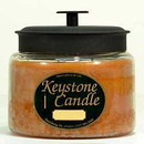 Keystone Candle M64-HMPR 70 oz Montana Jar Candles Homemade Pumpkin Roll