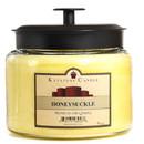 Keystone Candle M64-Honey 70 oz Montana Jar Candles Honeysuckle