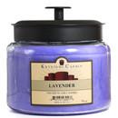 Keystone Candle M64-Lav 70 oz Montana Jar Candles Lavender