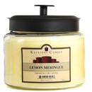 Keystone Candle M64-Lemon 70 oz Montana Jar Candles Lemon Meringue