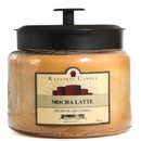 Keystone Candle M64-MochLat 70 oz Montana Jar Candles Mocha Latte