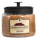 Keystone Candle M64-MSB 70 oz Montana Jar Candles Maple Sticky Buns