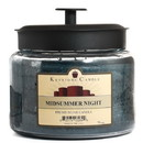 Keystone Candle M64-MSN 70 oz Montana Jar Candles Midsummer Night