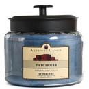 Keystone Candle M64-Patch 70 oz Montana Jar Candles Patchouli