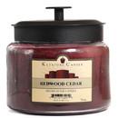 Keystone Candle M64-Redwood 70 oz Montana Jar Candles Redwood Cedar