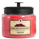 Keystone Candle M64-RRG 70 oz Montana Jar Candles Ruby Red Grapefruit