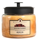 Keystone Candle M64-SCookie 70 oz Montana Jar Candles Sugar Cookie