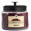 Keystone Candle M64-SpPlum 70 oz Montana Jar Candles Spiced Plum