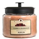 Keystone Candle M64-VanHaz 70 oz Montana Jar Candles Vanilla Hazelnut