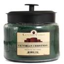Keystone Candle M64-VicChristmas 70 oz Montana Jar Candles Victorian Christmas