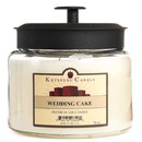 Keystone Candle M64-Wedding 70 oz Montana Jar Candles Wedding Cake