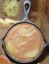Keystone Candle Pan-AppCrisp Pan Candles Scented Apple Crisp