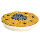 Keystone Candle PieLg-Blueb Blueberry Pie Candles 9 Inch