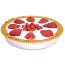 Keystone Candle PieLg-Straw Strawberry Pie Candles 9 Inch