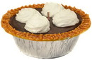 Keystone Candle PieSm-ChocPud Chocolate Pudding Pie Candles 5 Inch