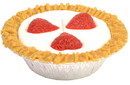 Keystone Candle PieSm-Straw Strawberry Pie Candles 5 Inch