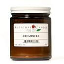 Keystone Candle PS8AM-Creams Pure Soy Creamsicle 8 oz