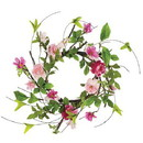 Keystone Candle Sul-chr4 Cherry Blossom Candle Ring 4.5 Inch