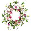 Keystone Candle Sul-chr6 Cherry Blossom Candle Ring 6.5 Inch