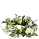 Keystone Candle Sul-hdg6 Hydrangea Berry 6.5 Inch Candle Ring
