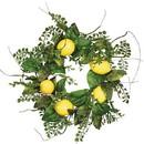 Keystone Candle Sul-lmn6 Lemon Candle Ring 6 Inch