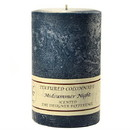 Keystone Candle Tex4x6-MSN Textured 4x6 Midsummer Night Pillar Candles