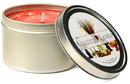 Keystone Candle Tin4-CMS Coconut Mango Splash Scented Tins 4 oz