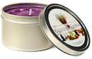 Keystone Candle Tin8-Merlot Merlot Candle Tins 8 oz