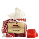 Keystone Candle TrtBag-AppCinn Apple Cinnamon Scented Wax Melts Bag of 10