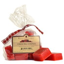 Keystone Candle TrtBag-ChrisEss Christmas Essence Scented Wax Melts Bag of 10