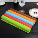 Wholesale Aspire 4PCS Thicken Non-Slip Silicone Placemats Cutting Hot Mats Tablemats