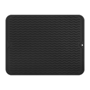 GOGO Silicone Dish Drying Mat Easy Clean Dishwasher Safe Heat Resistant Trivet Large