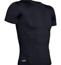 Under Armour 12160070013X Tactical HeatGear Compression Short Sleeve T-Shirt, Black, Length-Regular, 3X-Large