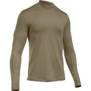 Under Armour 12443934993XL ColdGear Infrared Tactical Fitted Mock, Federal Tan, 3X-Large