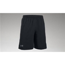 Under Armour 1289314001SM UA Launch SW 9''Shorts, Black, Small