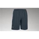 Under Armour 1289314008SM UA Launch SW 9''Shorts, Stealth Gray, Small