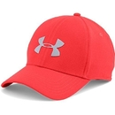Under Armour 1293409600S/M UA Freedom Low Crown Stretch Fit Cap, Red, Small/Medium